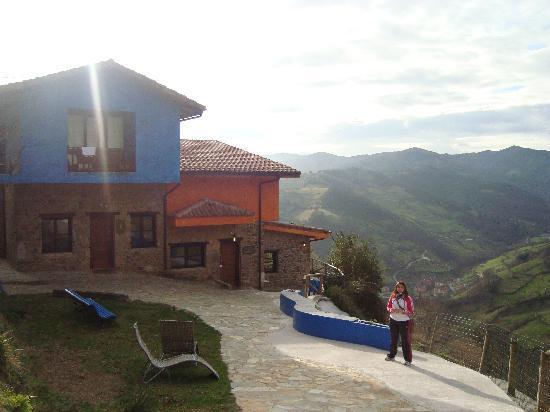 Riosa Municipality, Spanje: paisajes