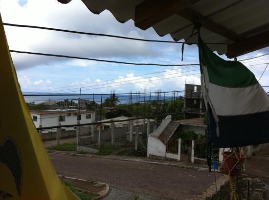 Pimampiro Hosteria: balcony