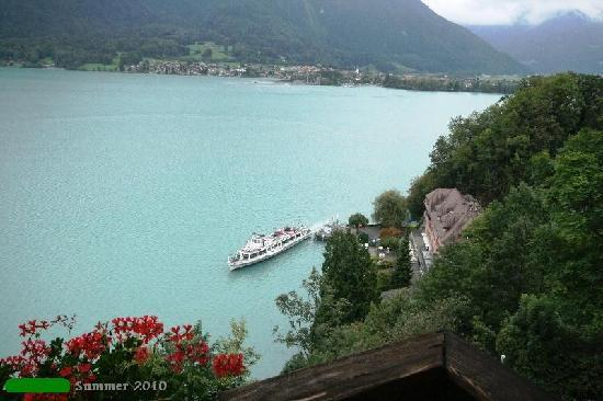 Hotel Brienzersee: 4th floor view