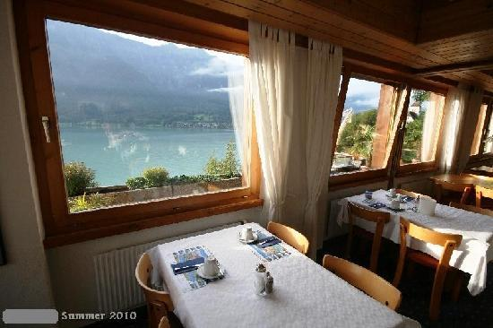 Hotel Brienzersee: Breakfast