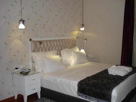 Hotel Amira Istanbul : la stanza
