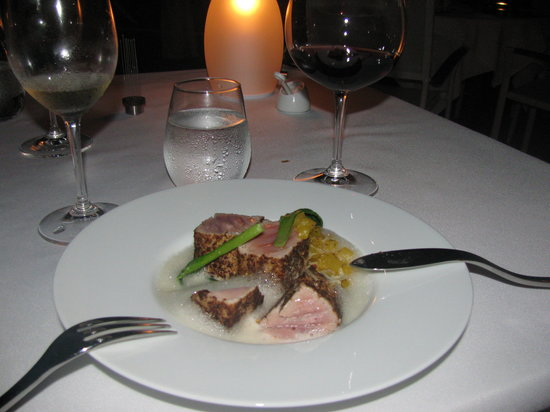 Osetra Bay Restaurant and Lounge : entree