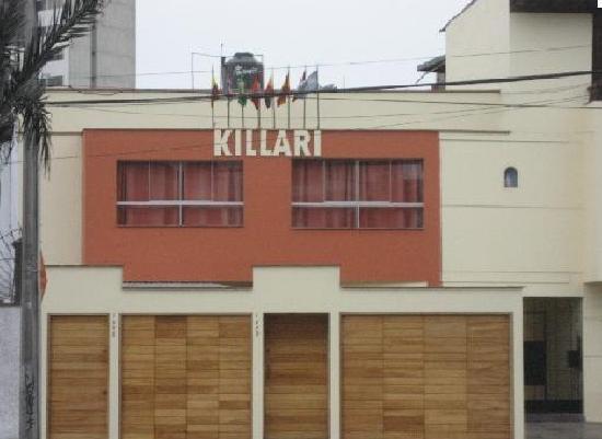 Hostal Killari: killari