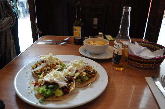 La Bohemia Restaurante-Bar: lunch