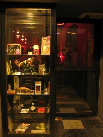 Blondie Bar : entrance