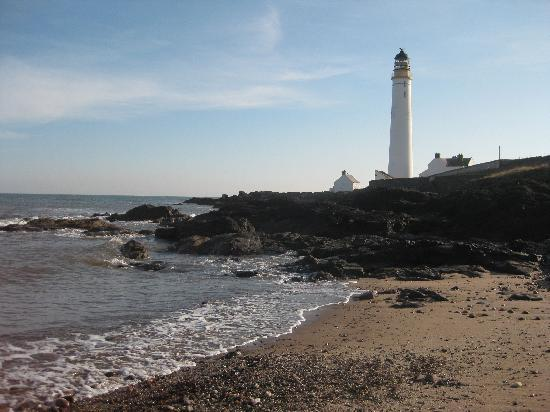 Ferryden, UK: Scurdy Ness Lighthouse
