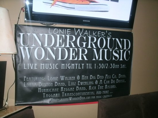 ‪Underground Wonder Bar‬