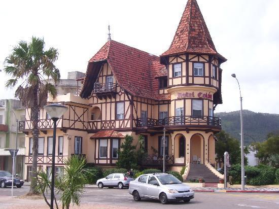Hotel Colón: Hotel Colon visto desde la calle