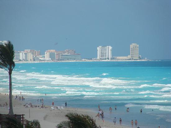 Grand Oasis Cancun: Hotel Room View