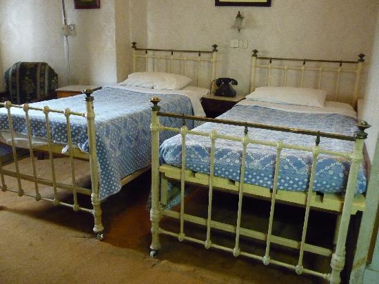 Windsor Hotel Cairo: my room