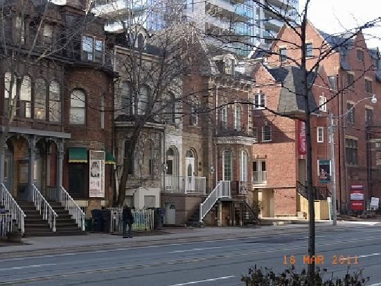 Jarvis House Bed And Breakfast Inn Downtown Toronto: 外観