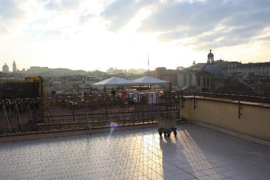 Casa Il Rosario: 4th floor terrace