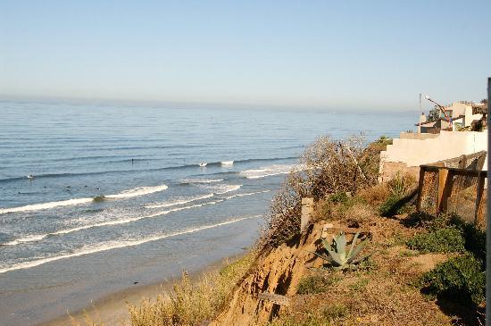 Rodeway Inn - Encinitas: Der Strand, ca. 10 min Fußweg