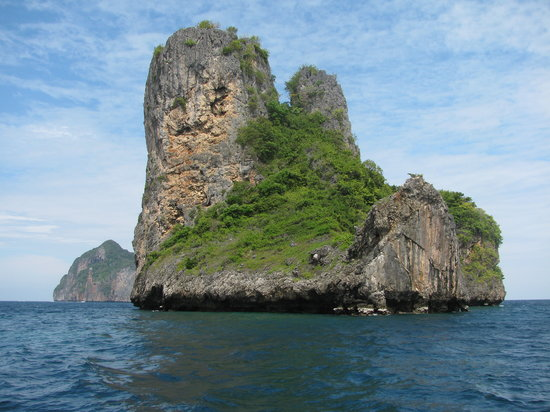 Ko Lanta, Tayland: Beautiful dive spots