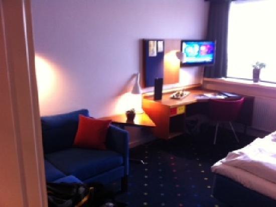 Hotel LEGOLAND: chambre standard