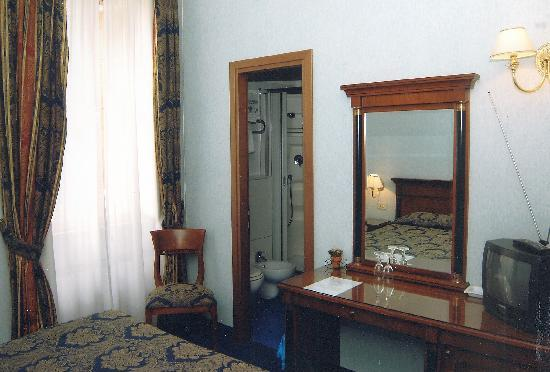 Hotel Silva: foto camera