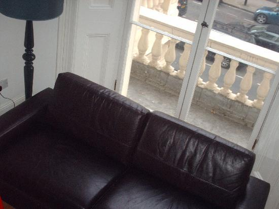 Hyde Park Suites Serviced Apartments: aspecto geral do apartamento