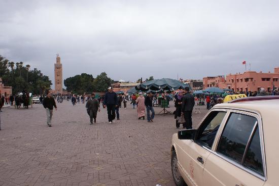 Dar Elma: place Jemaa El Fna