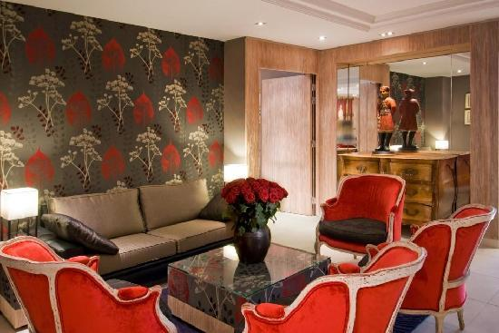 Madison Hotel by MH: Madison Lounge