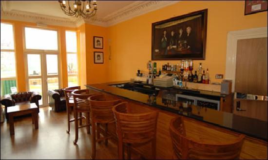 Epstein House: Fully Licensed Bar