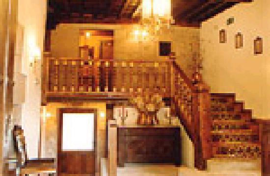 La Casa del Organista: Hall de Entrada