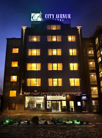 City Avenue Hotel Sofia