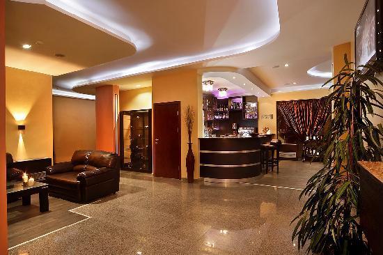 Lobby Bar, City Avenue Hotel Sofia