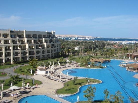 Steigenberger Al Dau Beach Hotel : room 1554 view