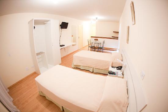 Harbor Self Buriti Suites Hotel: Apartamento