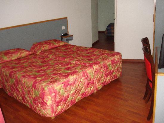 Boreal Hotel: Chambre triple
