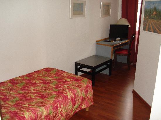 Boreal Hotel: Chambre simple
