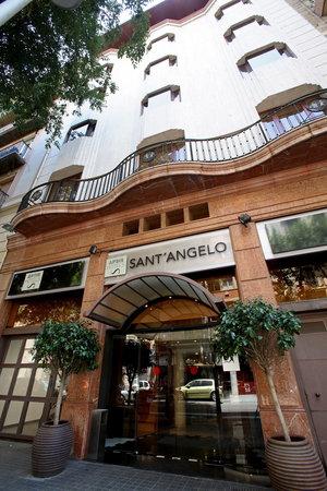 Photo of Hotel Sant Angelo Barcelona