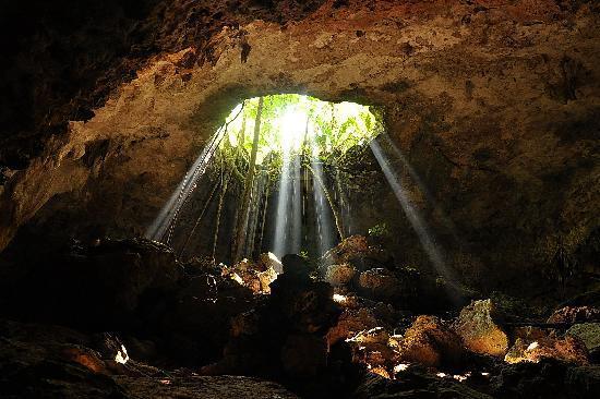 Rio Secreto : la lumière au bout du tunnel