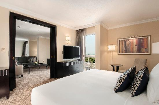 Hilton Abu Dhabi: Executive Suite