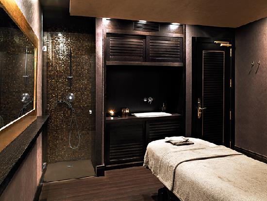 Castillo Gorraiz Hotel Golf & Spa: Spa - Cabina de Tratamiento