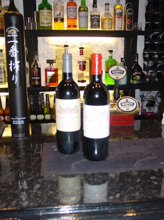 Bridport's Wine Bar & Brasserie: Wines by the Glass