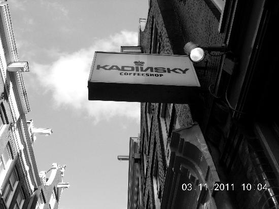 Kadinsky Coffeeshop : Kadinsky