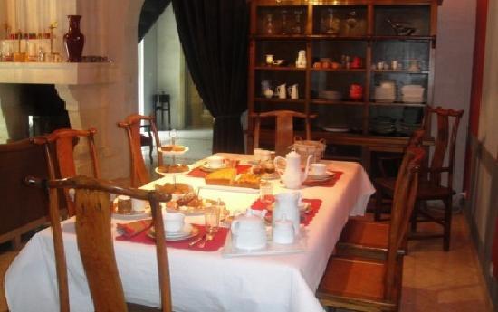 Le Moulin du Galant : Breakfast