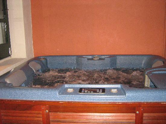 Hotel Belmar: La vasca idromassaggio