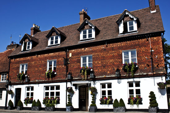 The Swan Inn Chiddingfold