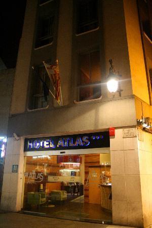 Atlas Hotel, Barcelona