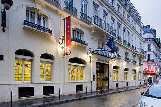 H tel provinces op ra paris voir les tarifs 187 avis for Trouver un hotel paris