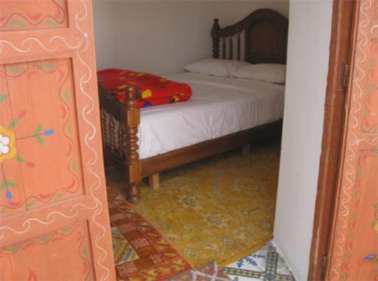 Riad Dar Iaazane: chambre de riad