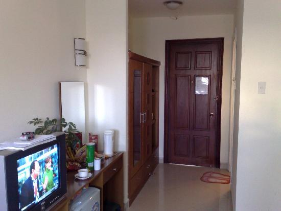 Thi Thao Gardenia Hotel: Inside room