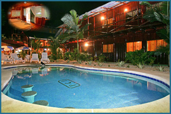 Sugar's Monkey: Playa Grande Inn