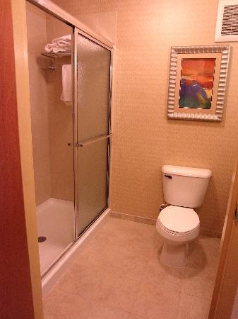 Holiday Inn Richmond Airport : Room 616 - very clean bathroom