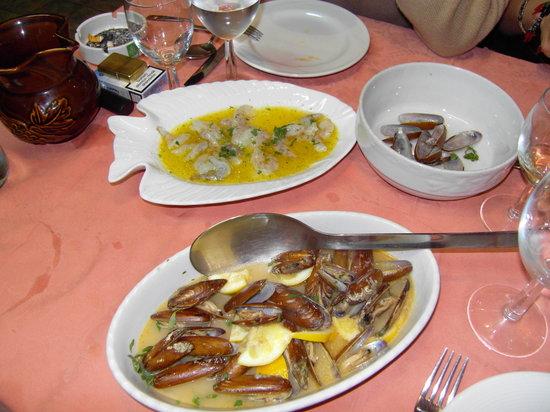 Spaghetti house & fish : il gusto del... proibito