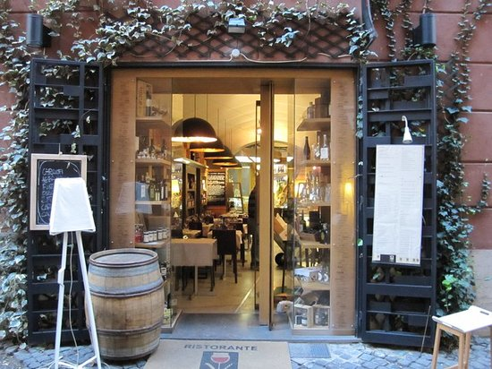Spiriti e Forme: When in Rome, don't miss this restaurant
