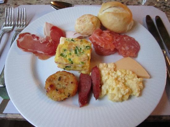 Belmond Hotel das Cataratas: 朝食も美味でした