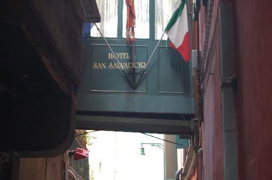 Hotel San Salvador: the hotel